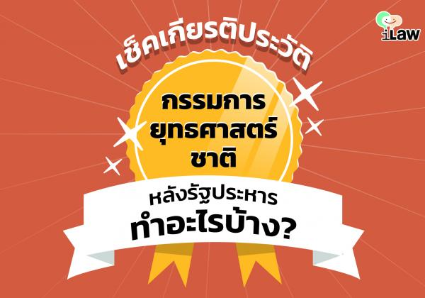 the role of the National Strategic Plan Committee under NCPO