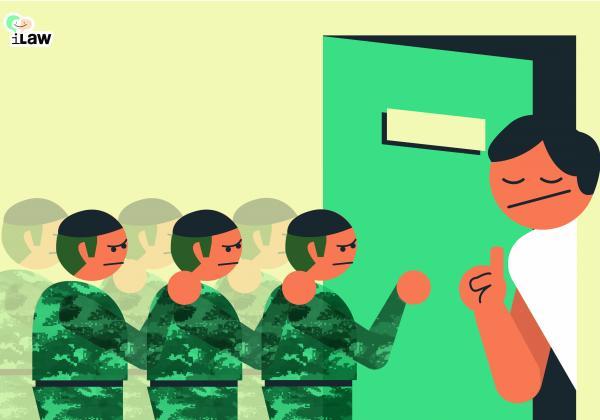 army knock knock