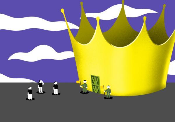 The royal agencies