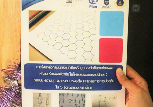 Bulling among Thai LGBT student