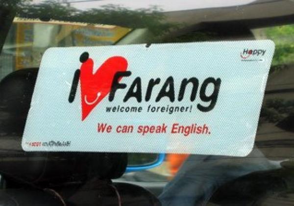 love Farang